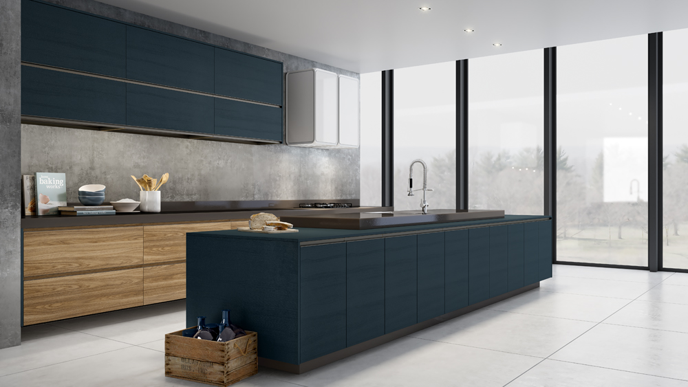 Cozinha planejada marel Santos