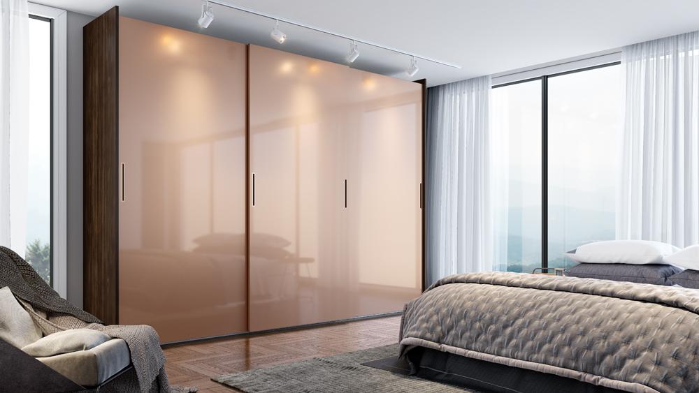Portas de abrir. Qual a melhor opção para o seu armário?